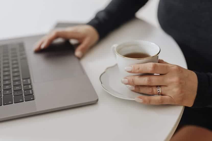 El trabajo como blogger puede ser exigente