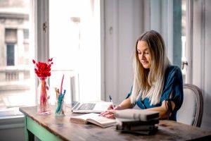 Cómo aprovechar el tiempo de estudio en casa