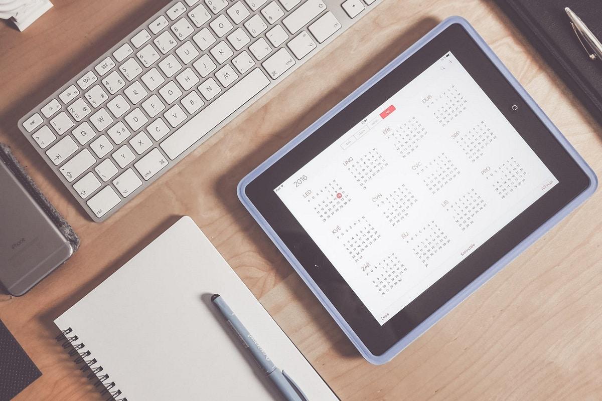 Cómo hacer un planning mensual para organizar el estudio diario