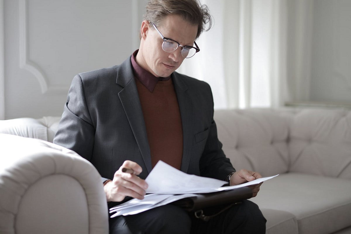 Currículum para buscar empleo