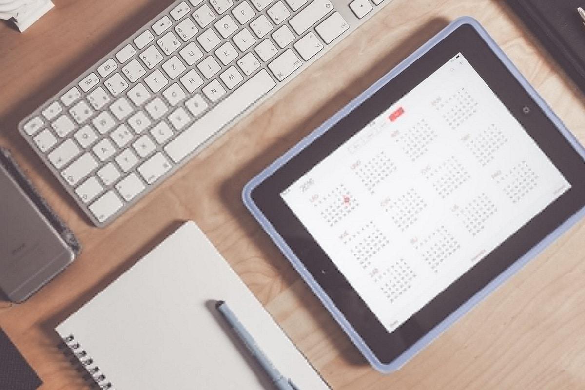 6 consejos para organizar un calendario de estudio