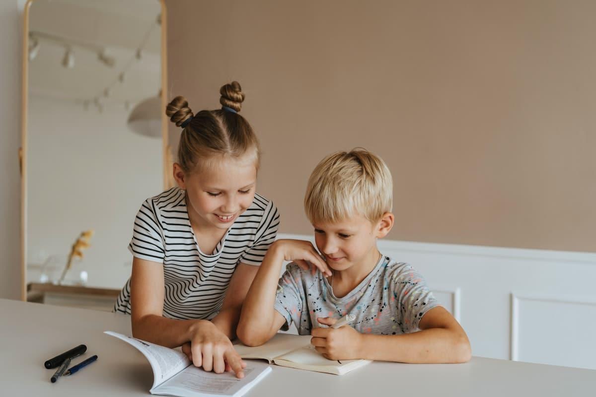 Estrategias de estudio para niños de primaria